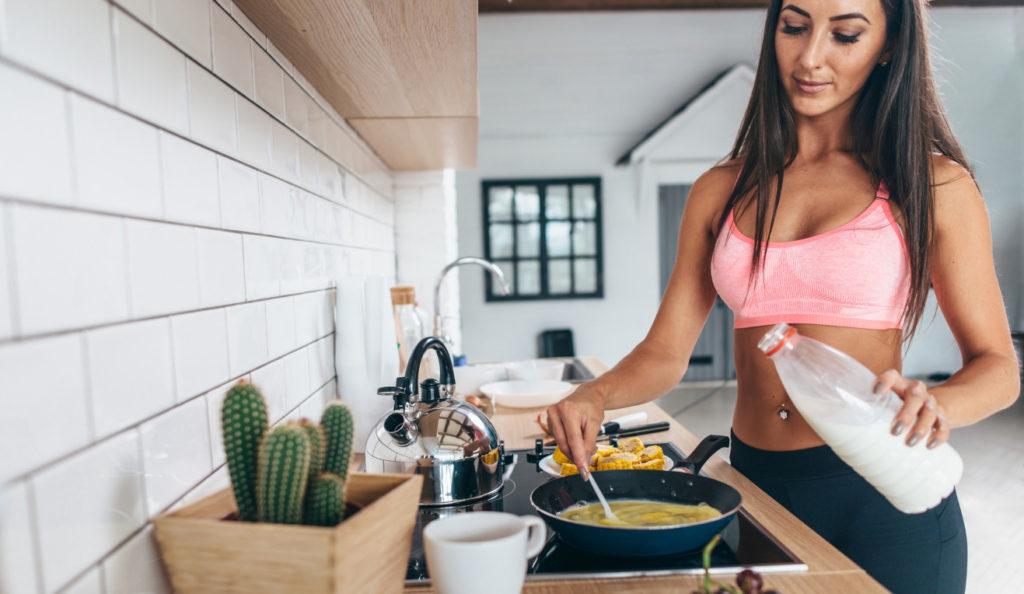 基礎代謝分の食事