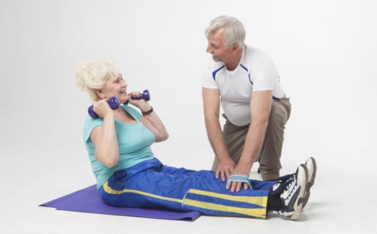高齢者の筋肉維持