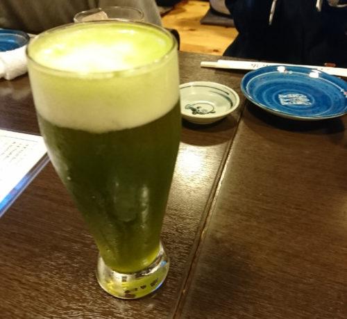 明日葉ビール