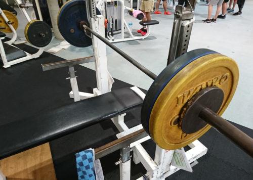 100kgベンチプレス