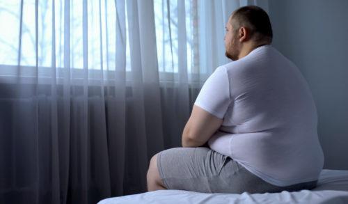 見捨てられる肥満