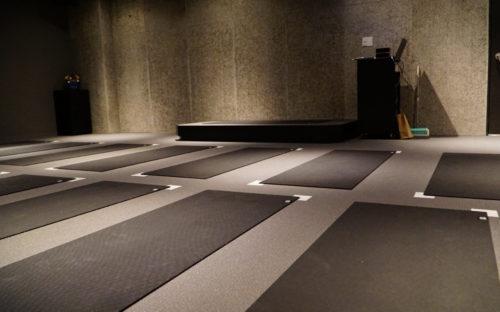 EXPAのトレーニングルーム