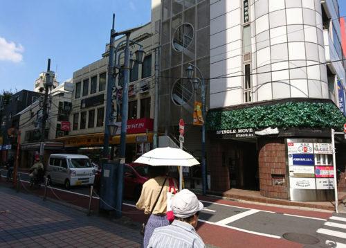 ライザップ吉祥寺店へのアクセス