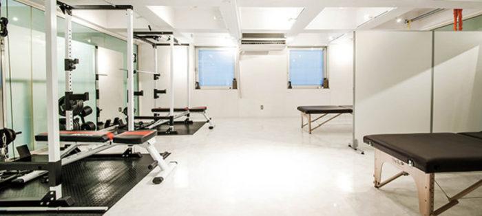 イーストレッチのトレーニングルーム