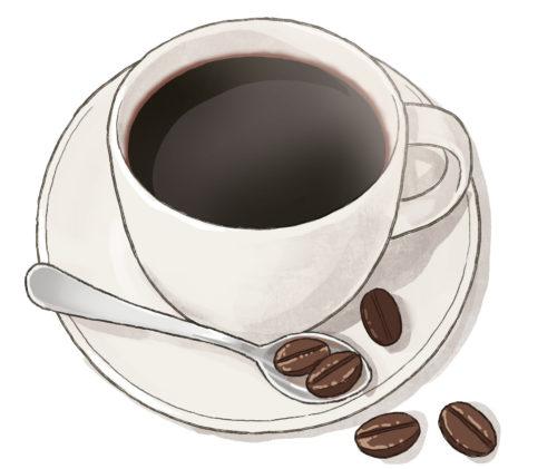 コーヒーで血糖値を抑える