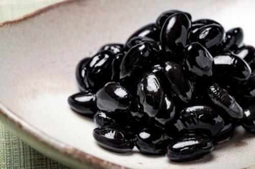 ただの黒豆