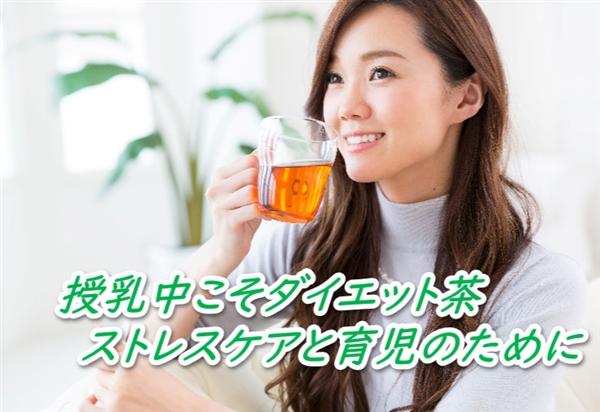 ダイエット茶で身体をケアしよう