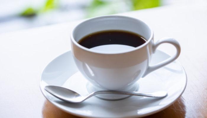 カフェインの入ったコーヒー
