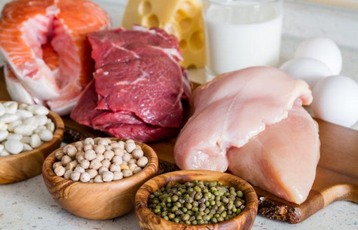 様々なタンパク質