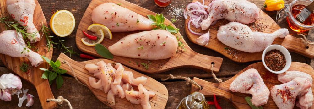 イミダペプチドが多い鶏肉