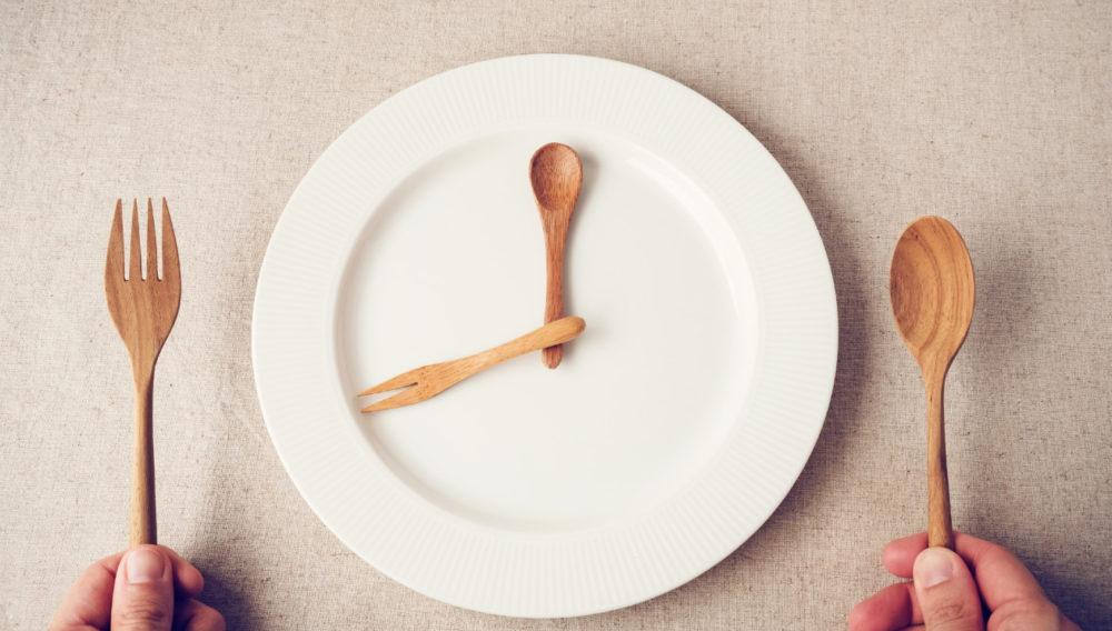 断食のイメージ