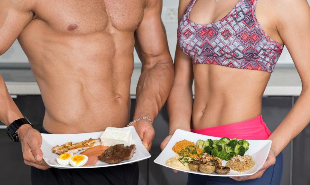 ダイエットに適した食事たち
