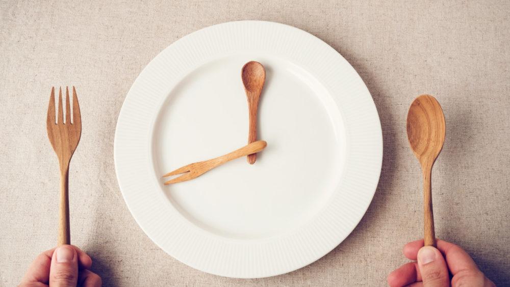食べる時間は関係ない