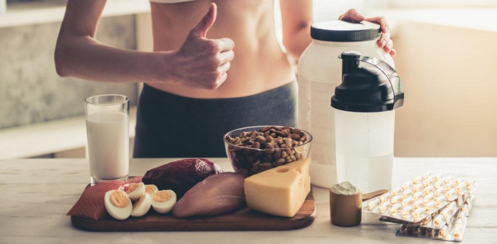 妊活中のタンパク質