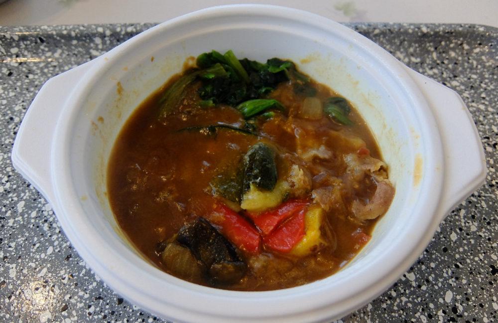 ベジ活スープ食野菜カレー