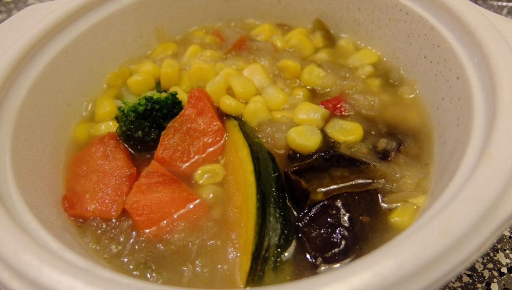 ベジ活スープ食ミックス野菜