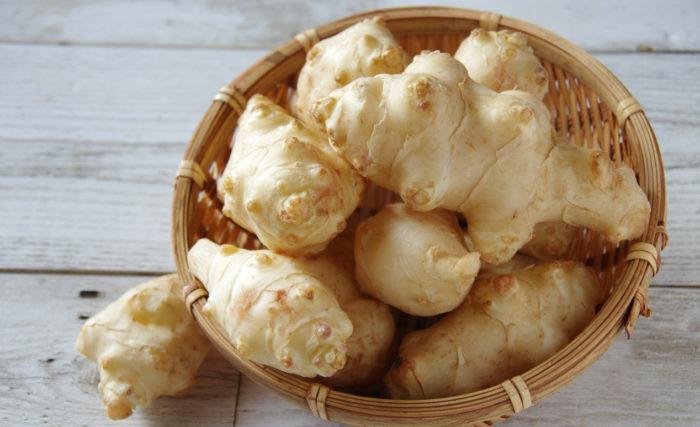菊芋とイヌリン