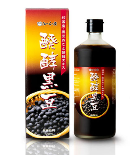 醗酵黒豆麹ドリンク