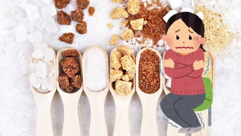「砂糖は身体を冷やす」と言われる理由は意外なものだった【原因と対策】